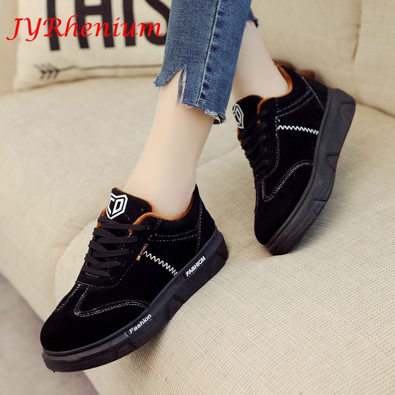 winter shoes for women black