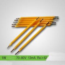 1 Вт Светодиодный накаливания 360 градусов люминесценции 70-80V 13mA для Светодиодный лампа 20 штук