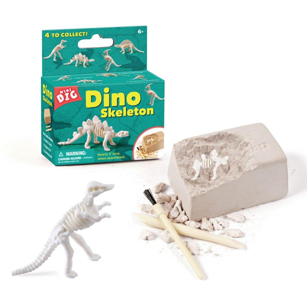 Toys & Hobbies Bright Jurassic Dinosaur Fossil Excavation Kits Education Archeology Exquisite Toy Set Action Children Figure Education Gift Babya9bc01 Sale Price Biology