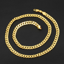 hot deal buy classic 18k necklace jewelry fitting party fashion body jewelry fine gifts jewelry packaging