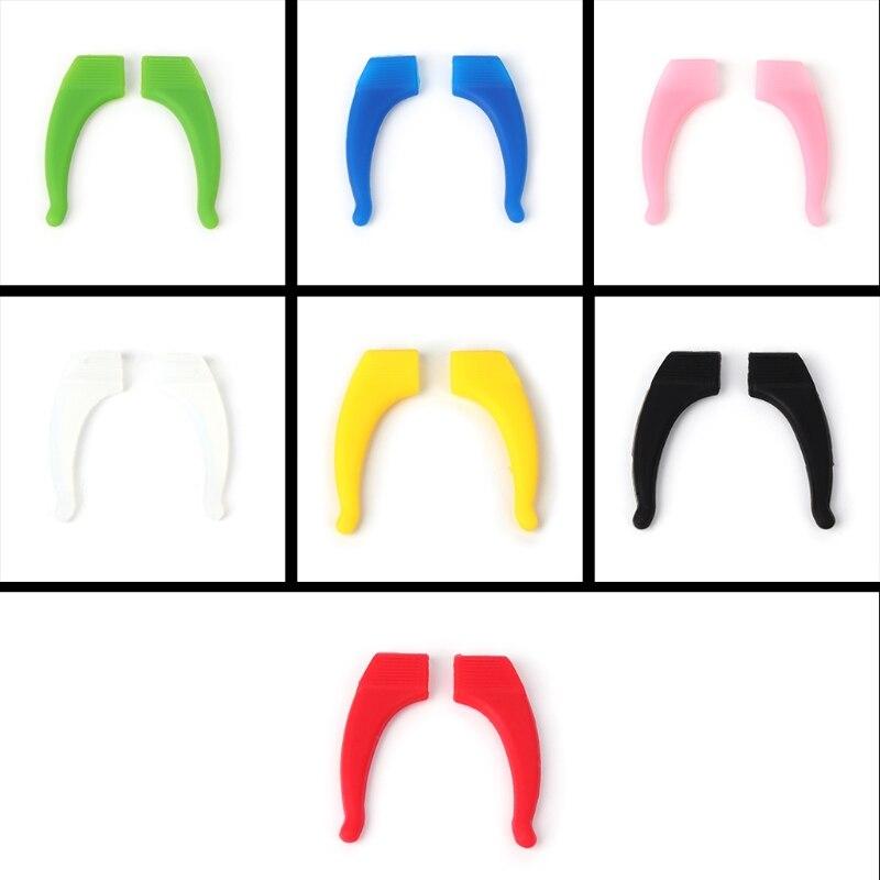 Glasses Ear Holder Anti Slip Kids Fix Tip Silicone Grips Eyeglasses Hooks Temple