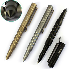Laixl Outdoor Security Protection Tactical Pen Self Defense personal Survival EDC Tool autodefensa broken window Tungsten steel