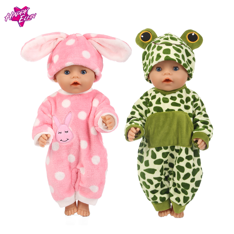 Baby Puppe Kleidung Badeanzug Bikini + Jacke Sonnenhut Anzug Fit 43 ...