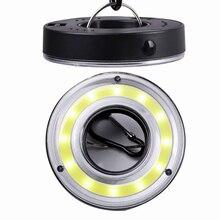 Походный светодиодный светильник с питанием от аккумулятора, светильник для палатки, подвесной светильник, портативный фонарь с крючками, светильник-вспышка, светильник для палатки