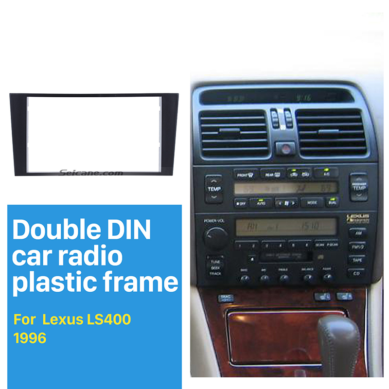 Seicane Fabulous 2 Din Car Radio Fascia For 1996 Lexus Ls400 Audio Rhaliexpress: 1996 Lexus Ls400 Radio At Gmaili.net