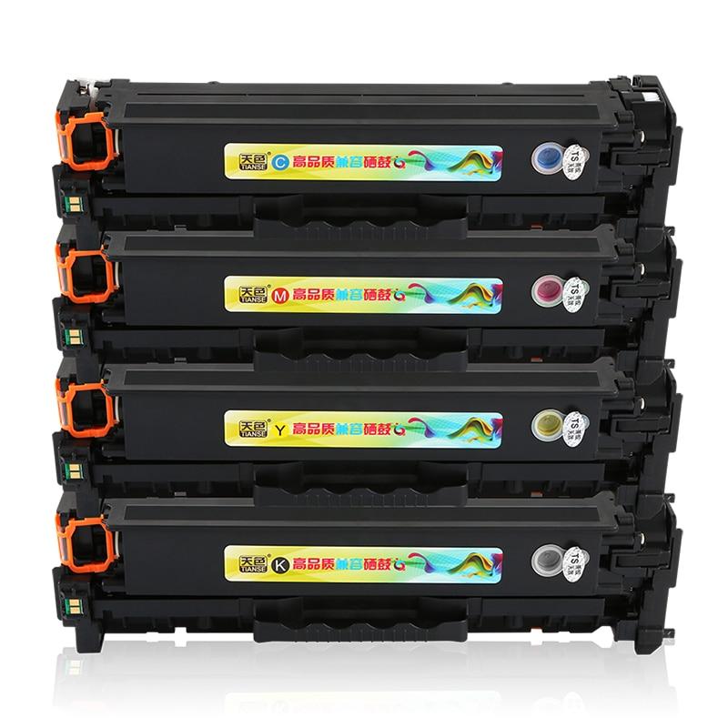 1Set for CF380A CF381A CF382A CF383A 312A Color Toner Cartridge for hp LaserJet Pro MFP M476DW M476NW CF387A CF385A printer 4x cf380a cf381a cf382a cf383a 312a compatible color toner cartridge for hp laserjet pro mfp m476dw m476nw cf387a cf385a printer