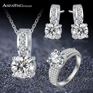 ANFASNI Fashion Women Jewelry