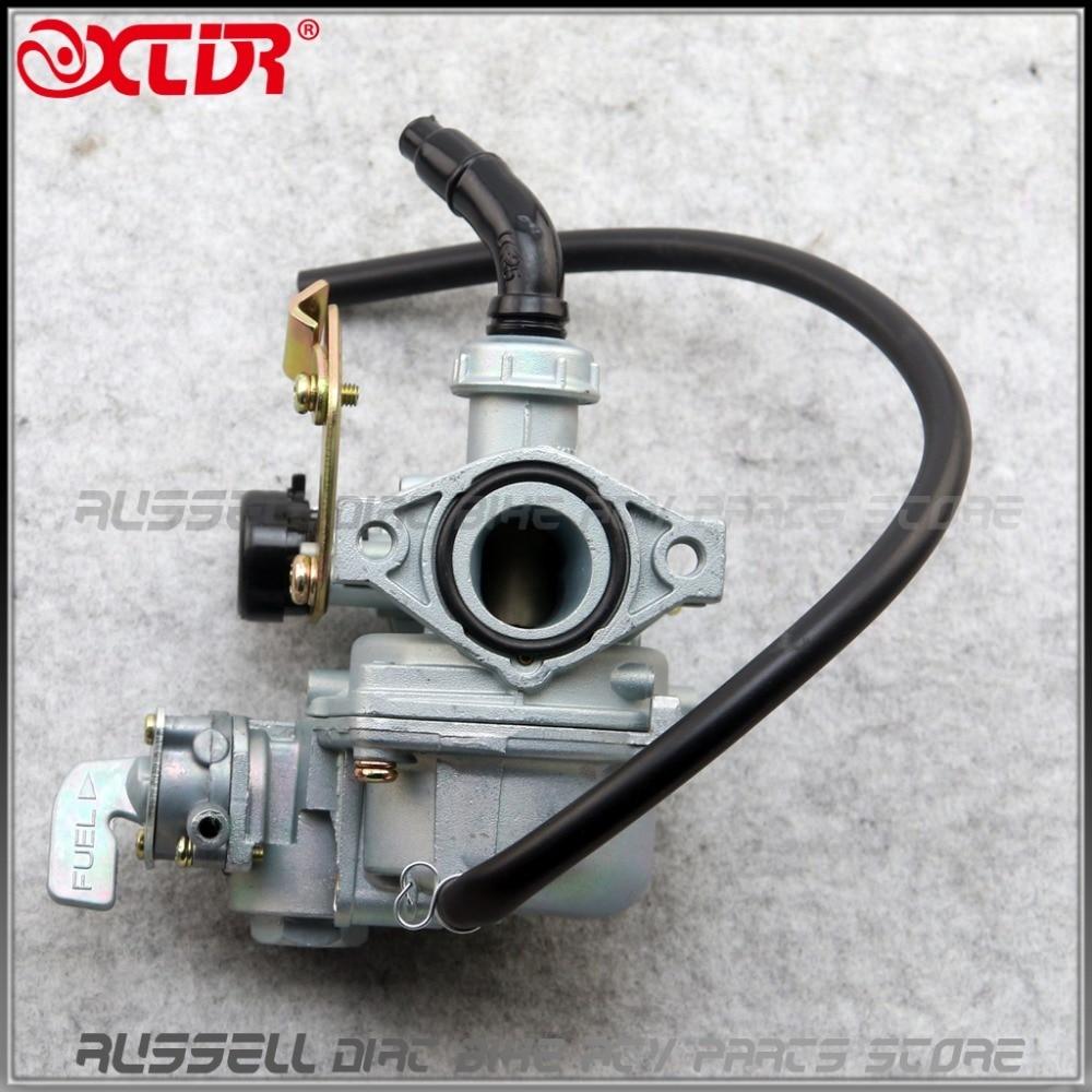 PZ19 19mm Carb Carburetor For CT70 ST70 CT90 ST90 CT ST 70 90 Honda Trail Bike A