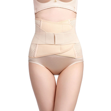 Modeling belt Slimming Briefs Body Shaper Corset Tummy Waist trainer Zipper Underbust girdles for women strap