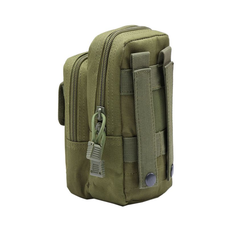 Nylon Tactical Molle Waist Pack Tools Utility Sundries Pouch Equipment Packs Bags Outdoor Bags
