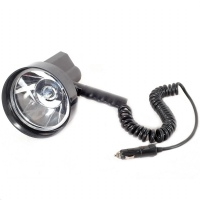 12V 24V 100W HID 5inch Xenon Handheld Super Light Spotlight Emergency Light For Camping Hunting Fishing