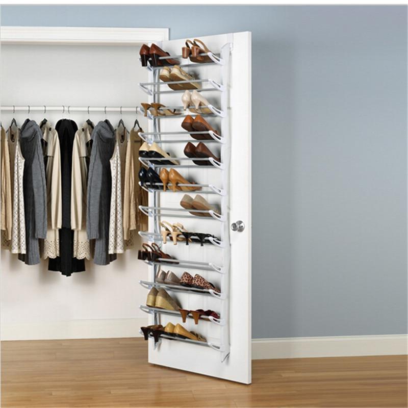 Compare prices on shoe rack metal online shopping buy low - Muebles zapateros estrechos ...