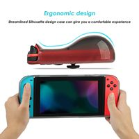 protective tpu Protective Case Cover for Ninten-do Switch, Comfortable Soft TPU Grip Case and Ergonomic Anti-Scratch Shock-Absorption Cover fo (5)