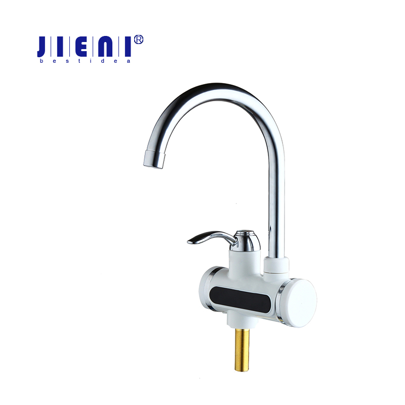 RU Hot Faucet 3sec Instant Tankless Electric Water Heater Faucet Kitchen Instant Hot Water Tap Shower