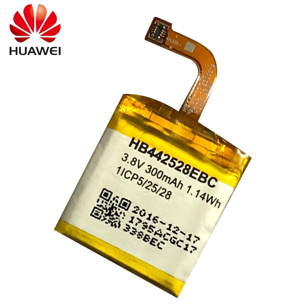 HUAWEI Watch 1 Watch1 HB442528EBC 300mah Battery Batteries