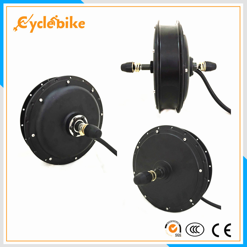 100km/h speed 45H V3 3000w electric bike hub motor ebike hub motor
