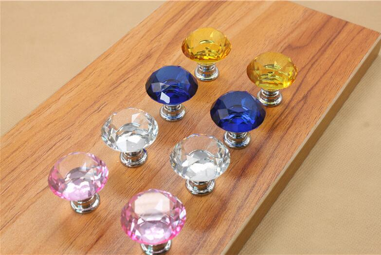 Aliexpress.com : Buy 100pcs Hot Selling Crystal Furniture Handles And Knobs  Crystal Drawer Pulls Furniture Hardware Fittings From Reliable Furniture ...