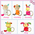 Baby bed hanging toy mobile baby mamas and papas plush dolls bed toys baby toys 0 12 months baby music rattle toy stroller hang