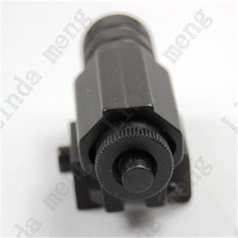 МІНІ Червона лазерна гвинтівка зони WAlTHER Glock 17 19 20 21 22 23 30 для 20мм рейки