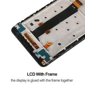 Image 5 - Ecran pour Xiaomi Redmi Note 3 Pro ecran LCD avec cadre touche souple rétro éclairage ecran tactile pour Xiaomi Redmi Note 3 150mm Edition