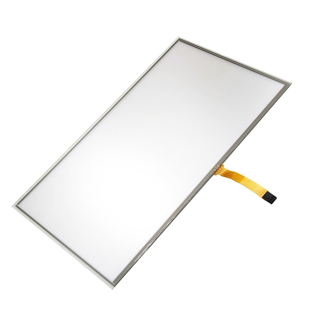 15.6 Inch Touch Screen Panel 358x208mm 4Wire Resistive USB Kit for 15.6 Monitor 16:9 19 inch resistive touch screen panel 276mmx426mm 276 426mm 276mm 426mm 4wire usb kit for 19 monitor