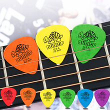 цена на 1 pc Dunlop Tortex Standard Guitar Picks Plectrum Mediator Bass Mediator Acoustic Electric Classic Guitar Parts Picks Accessory