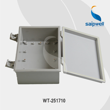 250*170*100  mm  Waterproof Switch  Box for Electronics/ Draw Latch Open-Close Type ABS Plastic Connection Box  (SP-WT-251710)
