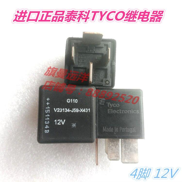 V23134-J59-X431 12V Relay G110