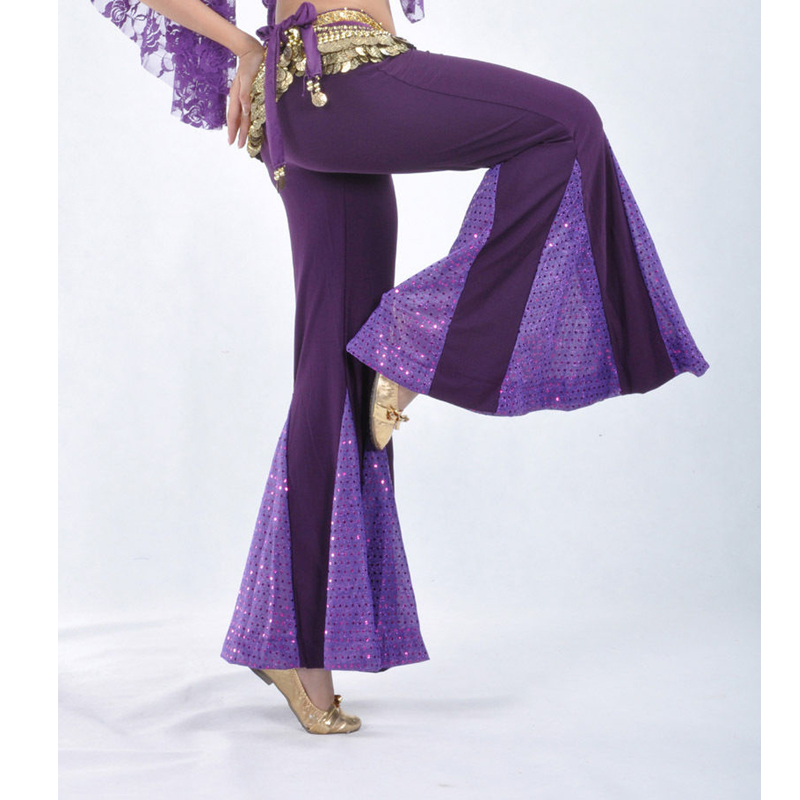Sexy Belly Dance Costume Trousers Pants Skirt 10 Colours for Belly Dancer Dancing