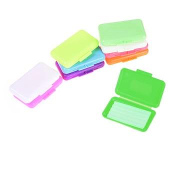 5 unids/pack para abrazaderas soporte de irritación en la encía higiene Oral herramienta de blanqueamiento de dientes Dental ortodoncia orto cera menta mezcla aroma