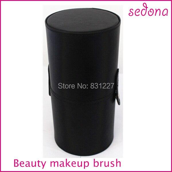 Professional brush set cylinder case high quality brush set case factory directly supply