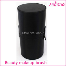 Professional brush set cylinder case, high quality brush set case, factory directly supply