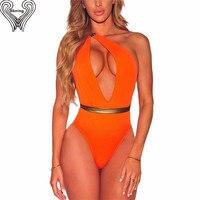 Bandage One Piece Swimwear Plus Size Women Body Wrap Swimsuit One Piece Bathing Suit Beach Wear