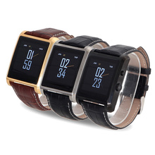 GZDL Smart Watch Luxury Wristwatch DM08 Bluetooth Camera IPS Screen Business SmartBand IOS Android Phone Smartwatch WT8013