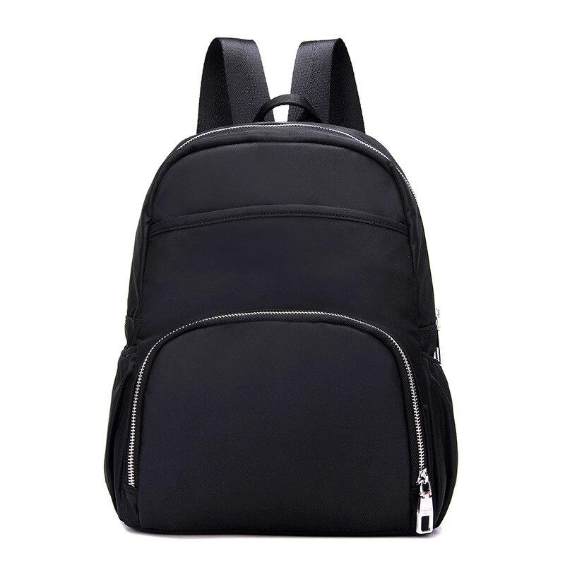 2017 Summer Women Backpack Waterproof Oxford Women s Backpacks Girls Casual Travel Shoulder bag Korean style