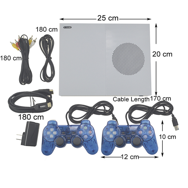 TV Video Game Console HDMI XGame Handheld Gaming Player Built-in 600 Different Games For GBA/SNES/SMD/NES For Nes Game