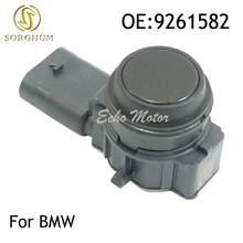 Sensor de aparcamiento PDC para coche, Original, 9261582, para BMW 1er F20 F21 F22 3er F30 F31 66209261582