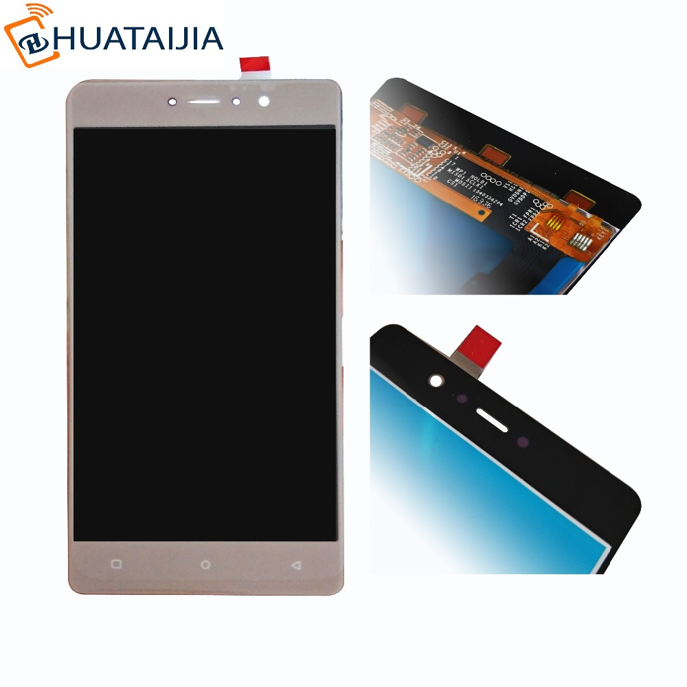 100% Tested High Quality Black/White/Gold For Hyundai Ultra Storm  LCD Display Sensor Digitizer Panel Touch Screen Assembly