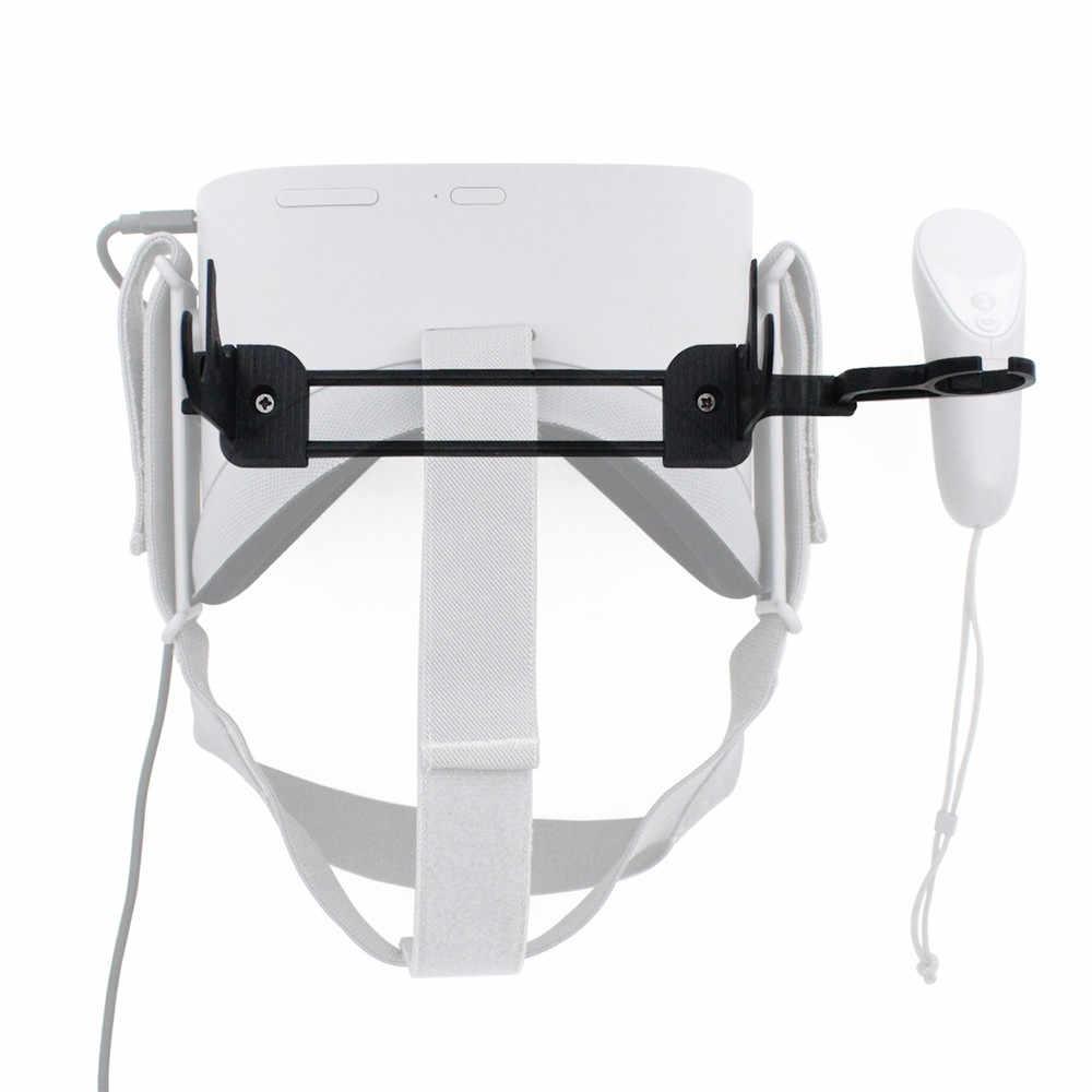 Настенный крючок подставка для Oculus Go VR гарнитура и контроллер Подставка для хранения держатель для Oculus Go виртуальной реальности Гарнитура