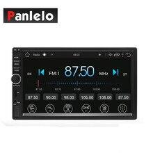 цена на 7 Inch Autoradio 2 Din In Dash Car Radio AM/FM Digital Player Bluetooth AUX SD USB Wi-Fi Music Video Player DVR Input For Nissan