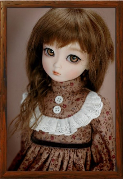 Elfdoll LOVEly bjd resin figures luts ai yosd volks kit doll not for sales bb fairyland toy gift iplehouse lati fl lovely animal pajamas animal outfit for bjd doll 1 6 yosd super dollfie luts dod as dz doll clothes al4