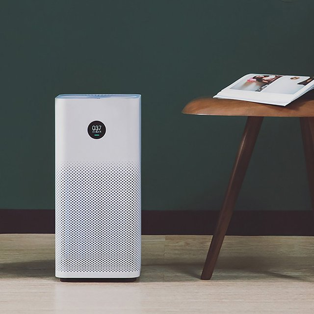 Xiaomi Mi Air Purifier 2S sterilizer addition to Formaldehyde cleaning Intelligent Household Smart APP WIFI