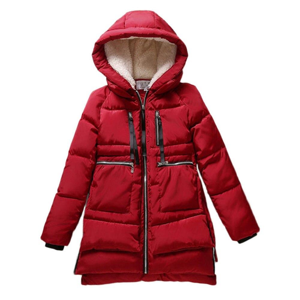 Popular Red Parka Jacket Women-Buy Cheap Red Parka Jacket Women