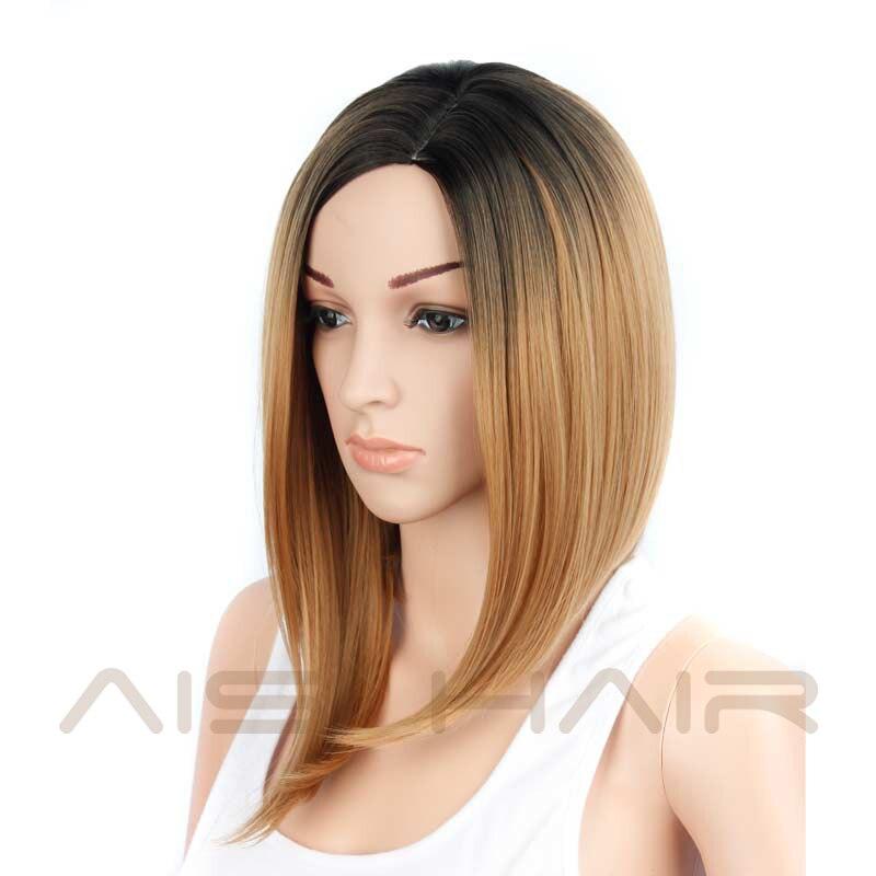 Ombre hair para pelo corto