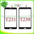 Оригинальный T230 T231 Сенсорная Панель для Samsung Galaxy Tab 7.0 4 T231 и T230 Сенсорный Экран Дигитайзер Панели Новый С отслеживания
