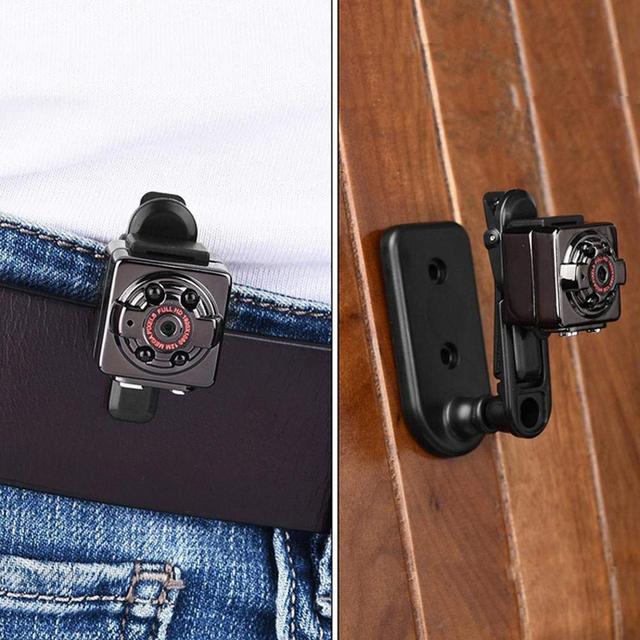 SQ8 SQ 8 Smart 1080p HD Small Secret Micro Mini Camera Video Cam Night Vision Wireless Body DVR DV Tiny Minicamera Microchamber