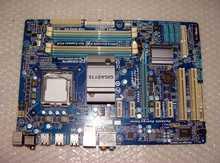 Free shipping 100% original motherboard for Gigabyte GA-P43T-ES3G DDR3 LGA 775 P43T-ES3G Desktop motherboard