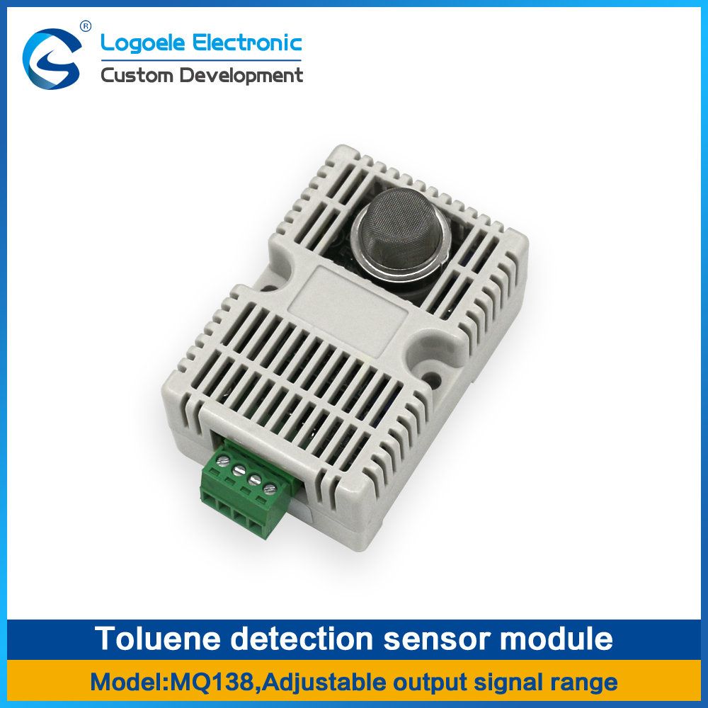 free shipping with shell MQ-138 formaldehyde volatile organic gas detection the sensor module MQ138 guaranteed 100% tgs 6812 for the detection of hydrogen methane and lp gas free shipping 2pcs a lot