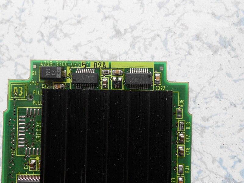 FANUC circuit boards  cnc control pcb A20B-3300-0225FANUC circuit boards  cnc control pcb A20B-3300-0225