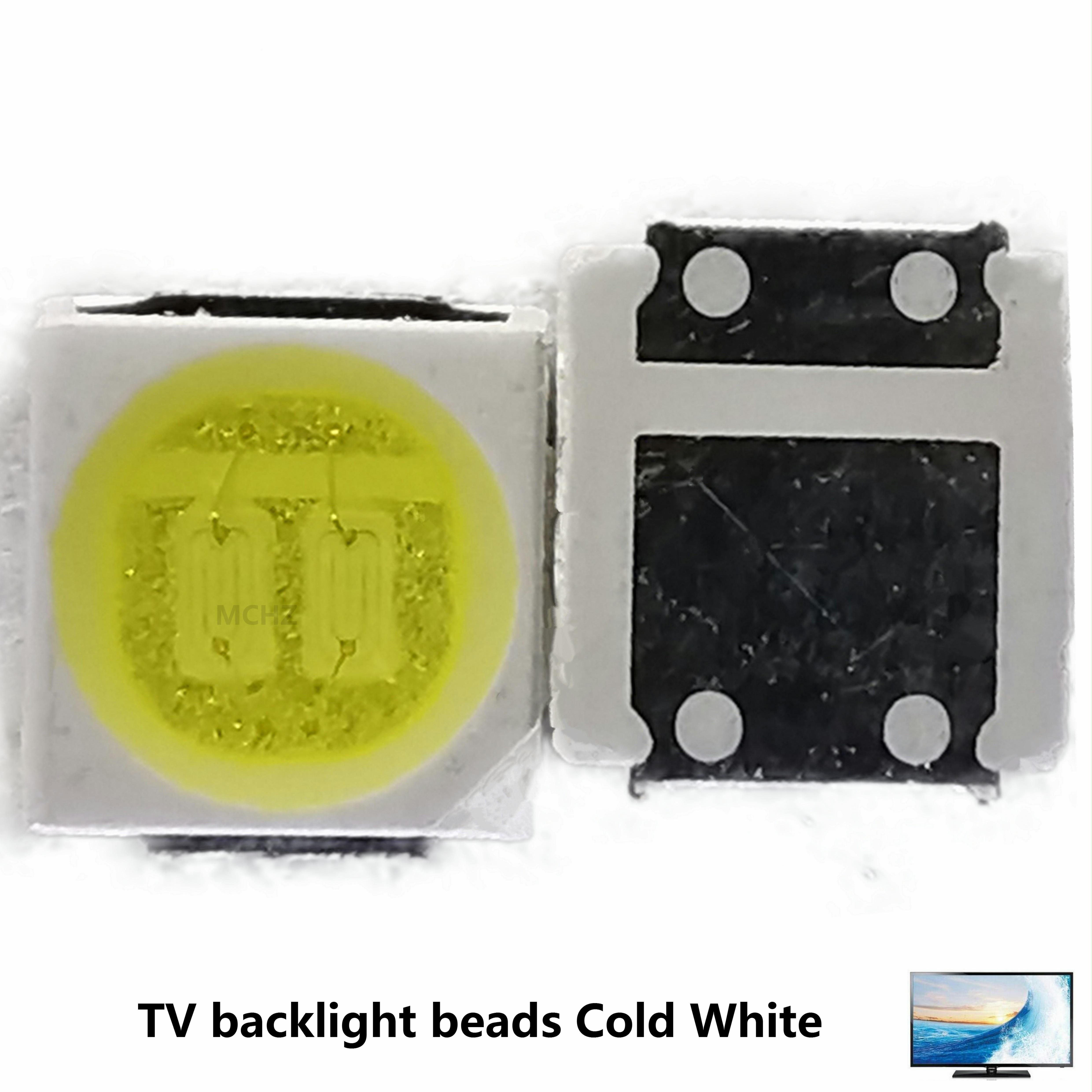 100PCS Factory Biggest Discount LED Backlight  Osram Replace Lg Jufei Seoul 3030 3528 2835 3-3.6V 2W 220l LM Cool White 600MA
